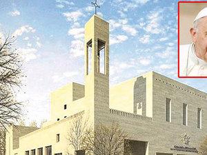 Yeşilköyde Yapılacak Süryani Kilisesi'ne Papa Onay Verdi