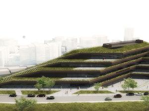Manço Mimarlık'ın Süleymanpaşa Projesine WA Ödülü