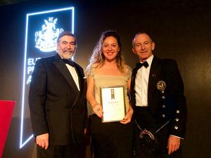 European Property Awards'ta Mimar Leyla Doğrular'a 5 Yıldız Ödülü