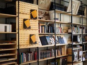 İç Mimarlık Bölümü Öğrencileri'nden MAD Kütüphane Tasarımı