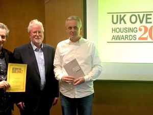 VitrA'nın Yaşlanan Nüfusa Yönelik Çalışmalarına İngiltere'den Ödül