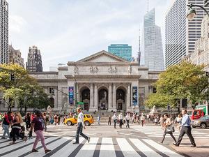 New York Halk Kütüphanesi İçin Yeni Master Plan