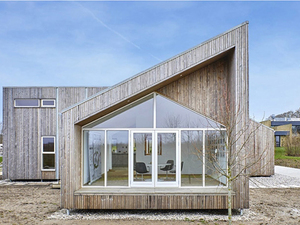 Dünyanın İlk ''Biyolojik Evi'' Danimarka'da Açıldı