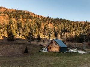 Ormanın İçinde Bir İnziva Evi