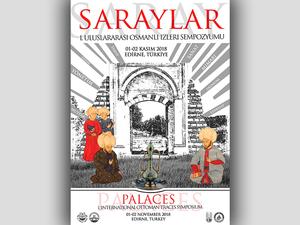 """1.Uluslararası Osmanlı İzleri Sempozyumu """"Saraylar"""""""