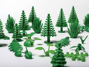 Şeker Kamışından Üretilen Çevreci Lego'lar