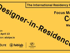 """""""Designer-in-Residence"""" Programı Çağrısı"""