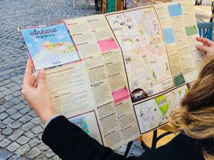 Ankara'nın İlk Keşif Haritası: Pusu'la