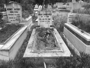 Orhan Dinç Mezarı Ulusal Fikir Yarışması