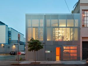 San Francisco'da Şeffaflık Algısı ile Oynayan Yapı