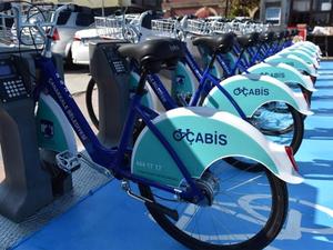 Çanakkale'nin Bisiklet Projesi Kepez'e Uzanıyor
