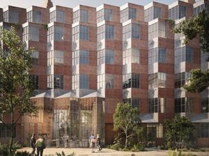 Zikzak Cepheli Apartman Blokları