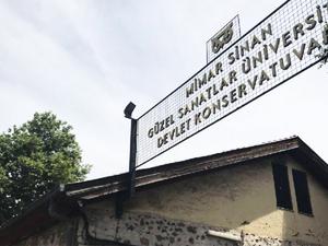 MSGSÜ İstanbul Devlet Konservatuvarı'na Tahliye Kararı