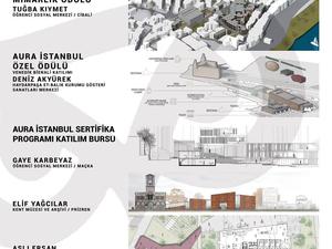 MSGSÜ Mimarlık Bölümü Diploma Projeleri Ödülleri Sahiplerini Buldu