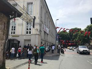 Mimar Sinan'ın Tahliyesi Ertelendi