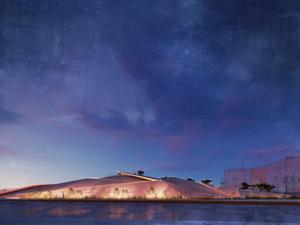 Emre Arolat Mimarlık'ın Ajman'da Yapacağı Caminin Tasarımı Belli Oldu