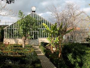 Alfred Heilbronn Botanik Bahçesi Tahliye Ediliyor