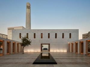 Abdullatif Al Fozan Ödülü'nde Cami Tasarımları Değerlendiriliyor