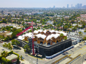 MAD'den Los Angeles'a Eklektik Bir Konut Projesi