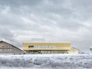 White Arkitekter Grönland'da Psikiyatri Kliniği Tasarlıyor