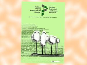 Türkiye Peyzaj Araştırmaları Dergisi'nin İlk Sayısı Çıktı