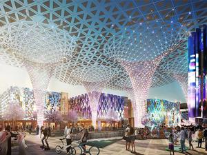 Dubai EXPO 2020 Büyük İnşaatlarla Geliyor