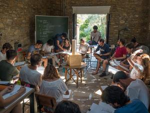 Nesin Sanat Köyü 2019 Mimarlık Programı