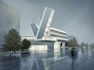"""Steven Holl Architects Liderliğindeki Ekipten """"Geleceğin Kampüsü"""""""