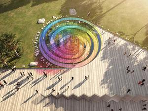"""25 Yenilikçi """"Land Art"""" Tasarımı"""