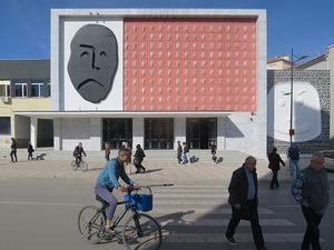 Andon Zako Çajupi Tiyatrosu'nun Maskeleri