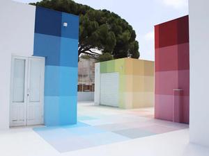 Renk ve Matematik ile Değiştirilen Mekan Algısı