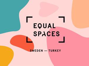 Bir İsveç - Türkiye Ortaklığı: Equal Spaces