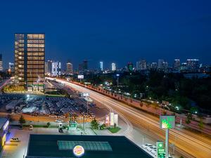 """Ankara Ofis Kulesi 2018 Uluslararası Mimarlık Ödülleri'nde """"En İyi Yüksek Yapı"""" Ödülünü Kazandı"""