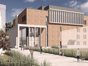 Kadıköy'e Yeni Tiyatro Binası Yapılıyor