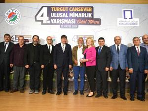 Turgut Cansever Ulusal Mimarlık Ödülleri Uluslararası Oluyor