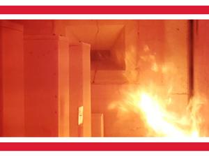 Dalsan'dan Yapısal Çeliklerde Yangın Çözümleri