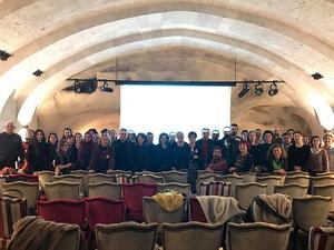 Uluslararası Çocuk ve Mimarlık Kongresi Kapadokya'da Yapıldı