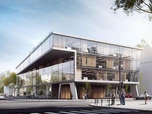MAD Architects'ten Vilnius'a Karma Kullanımlı Proje