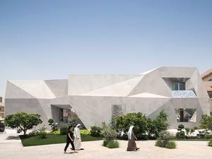 Origami Katları Ardına Gizlenmiş Ev