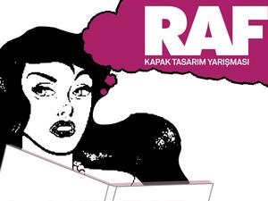 13. RAF Ürün Dergisi Kapak Tasarım Yarışması Sonuçlandı!