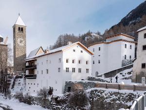 İsviçre'nin Engadin Vadisi'nde Çağdaş Sanat Müzesi: Muzeum Susch