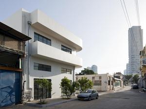 Tel Aviv'de Bauhaus Stili Bina Yenilendi