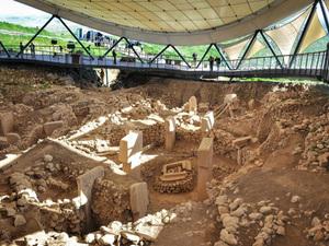 Göbeklitepe Ören Yeri'nin Açılışı Yapıldı