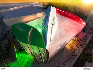 """Dubai Expo 2020 İtalya Pavyonu için """"Güzellik"""" Akdeniz'e Yelken Açacak"""