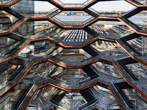 Heatherwick Studio'dan Escher Vari Strüktür: Vessel