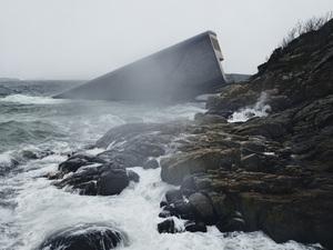 Avrupa'nın İlk Su Altı Restoranı Norveç'te Açıldı