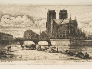 Arşivden Notre Dame Katedrali