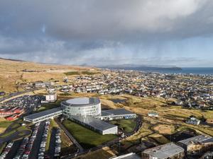 BIG-Bjarke Ingels Group'tan Faroe Adaları'na Okul Kompleksi