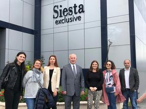 Siesta Mobilya Fabrikasına Ziyaret