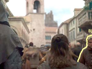 Bjarke Ingels, Game of Thrones Evrenine Sızdı